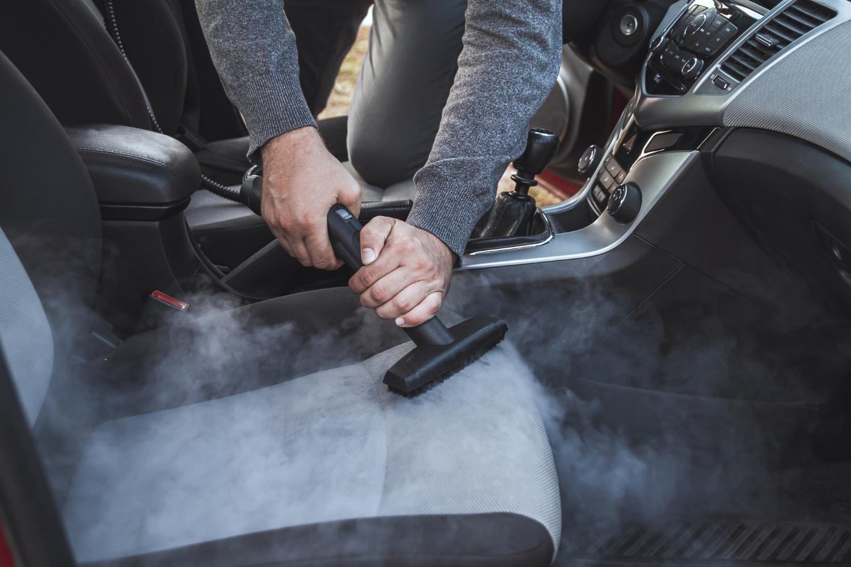 שטיפת ריפוד לרכב